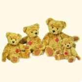 peluche hermann teddy originaours classic en mohair 14030 6
