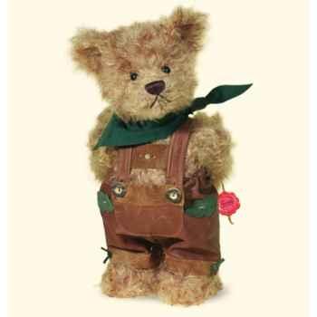 Peluche Hermann Teddy Original® ours Michl  en mohair édition limitée - 17242 0