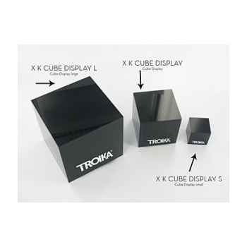Cube display large Troika -10D201