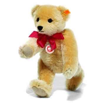 Peluche Steiff Ours Teddy 1909 mohair blond -st000379