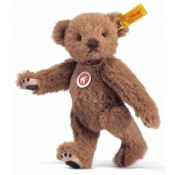 Peluche Steiff Ours Teddy brun-roux -st027710