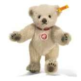 peluche steiff ours teddy creme st027680