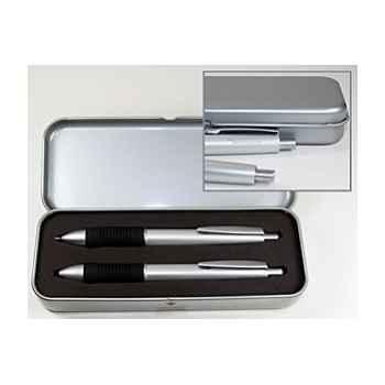 Set de stylo à bille et porte-mine Troika -ZPEX40/AL