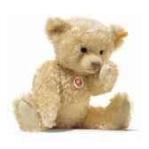 peluche steiff ours teddy mohair blond clair st004292