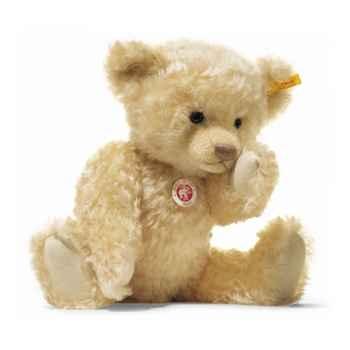 Peluche Steiff Ours Teddy mohair blond clair -st004292