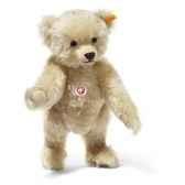 peluche steiff ours teddy mohair blond st005145
