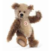 peluche steiff ours teddy mohair cappuccino st001000