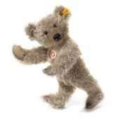 peluche steiff ours teddy mohair caramest000553