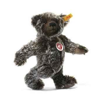 Peluche Steiff Ours Teddy mohair chiné -st030475