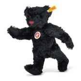peluche steiff ours teddy mohair noir st005985