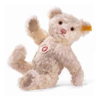 Peluche Steiff Ours Teddy mohair rosé -st006012