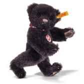 peluche steiff ours teddy noir st027703