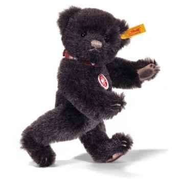 Peluche Steiff Ours Teddy noir -st027703