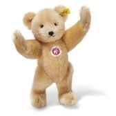 peluche steiff ours teddy petsy mohair abricot st037559