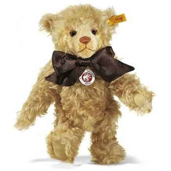 Peluche Steiff Ours Teddymillénium mohair blond -st003523