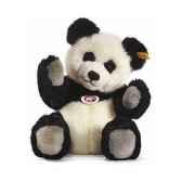 peluche steiff panda ted st010620