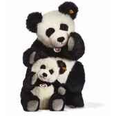peluche steiff panda ted st010637