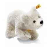 peluche steiff ours polaire knut alpaga debout st031632