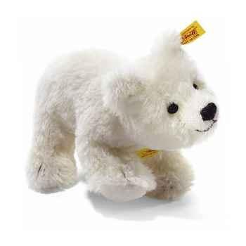Peluche Steiff Ours polaire Knut Alpaga debout -st031632