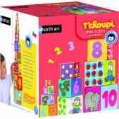 pyramide cubes t choupi nathan 31005