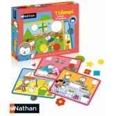 formes et couleurs tchoupi nathan 31015