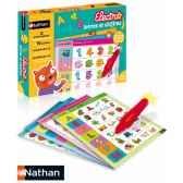 jeu electro de qr lettres et chiffres nathan 31033