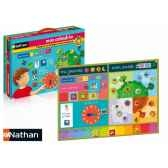 mon calendrier magnetico nathan 31043