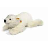 peluche steiff ours polaire snobby couche 113031