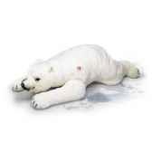 peluche steiff ours polaire studio couche 501500
