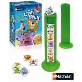 jeu de la courte echelle nathan 31464
