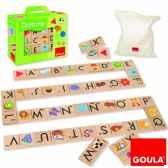 domino alphabet goula 50268