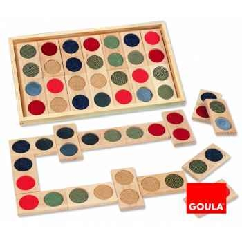Domino tactile Goula -50312