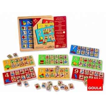 Loto de multiplication Goula -51006