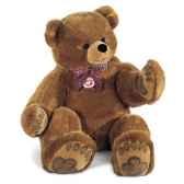 peluche steiff ours teddy studio brun 500572