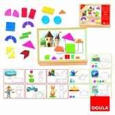 formes et figures mosaiques goula 51353