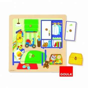 Enc. chambre Goula -53034