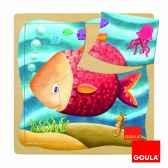 puzzle poisson 5 pcs goula 53096