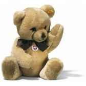 peluche steiff ours teddy petsy blond st012259
