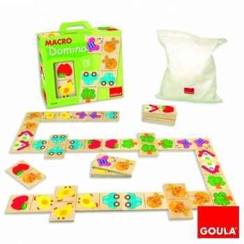 Macro domino Goula -53327