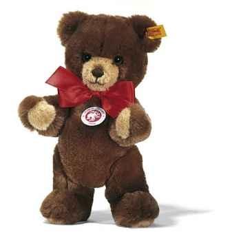 Peluche Steiff Ours Teddy Petsy brun -st012556