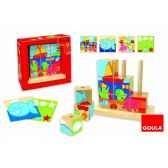 puzzles cubes mer goula 55198