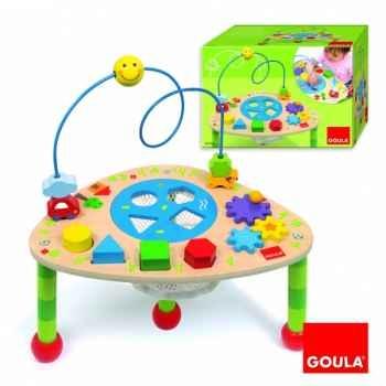 Table activités Goula -55231