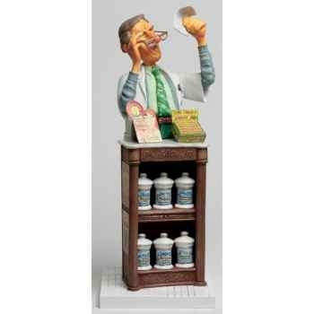 Figurine pharmacien Forchino 85521