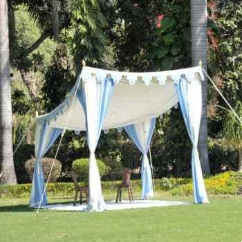 Shamiana tente sans parois Indian Garden Company -SHO1