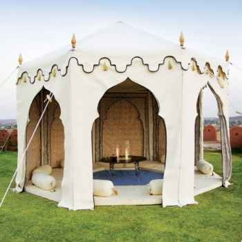 Maharani tente sans les panneaux. Indian Garden Company -CFO3