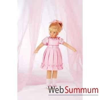 Kathe Kruse®  - Poupée de collection petite - fille mince, édition limitée - 46700