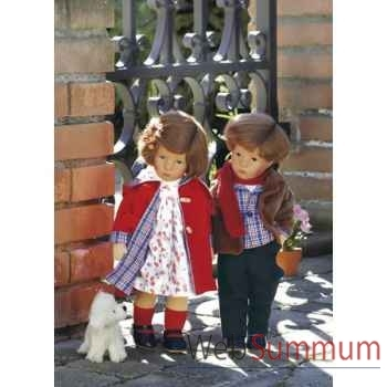 Poupée collection Kathe Kruse® Modèle  PuppeIX Eischen - 35601