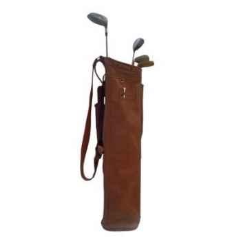 Sac de golf en cuir Sol Luna -PNGolf