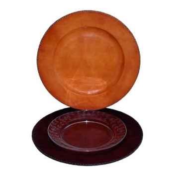 Set de table en cuir Sol Luna -PN929