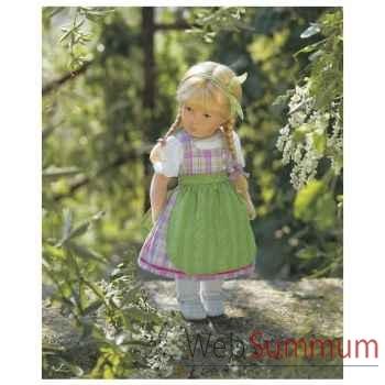 Poupée collection Kathe Kruse®  - Modèle  PuppeIX Evi - 35701
